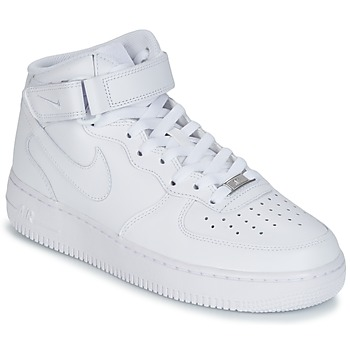 Nike Air Force 1 Mid castagno